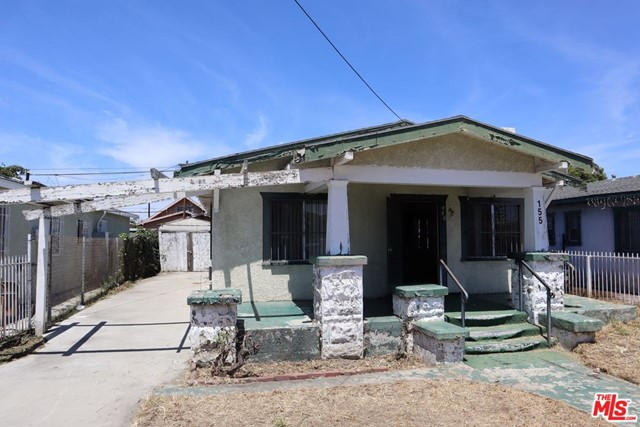 155 58TH Street, Los Angeles, California 90037, ,Multi-Family,For Sale,58TH,20577426