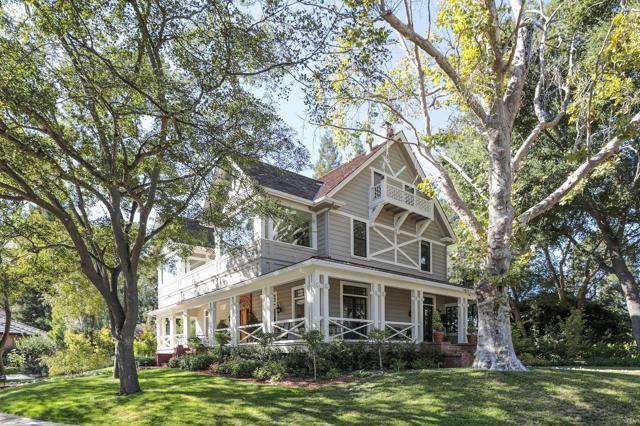 439 Rinconada Court, Los Altos, CA 94022