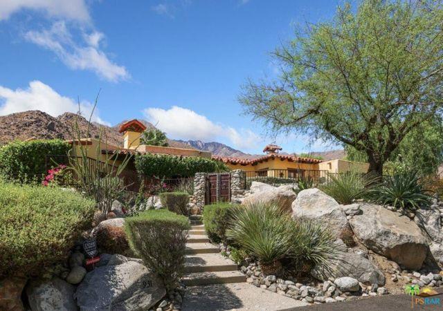 931 W Panorama Road, Palm Springs, CA 92262