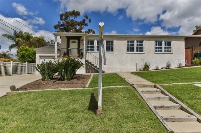 599 Silvery Lane, El Cajon, CA 92020