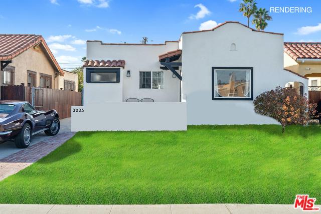3035 10TH Avenue, Los Angeles, CA 90018