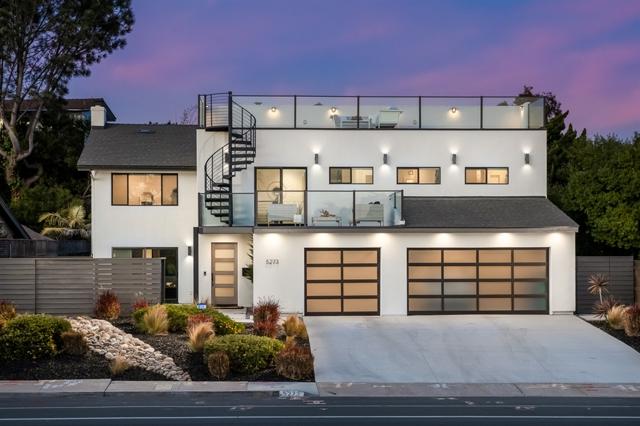 5273 Soledad Mountain Road, San Diego, CA 92109