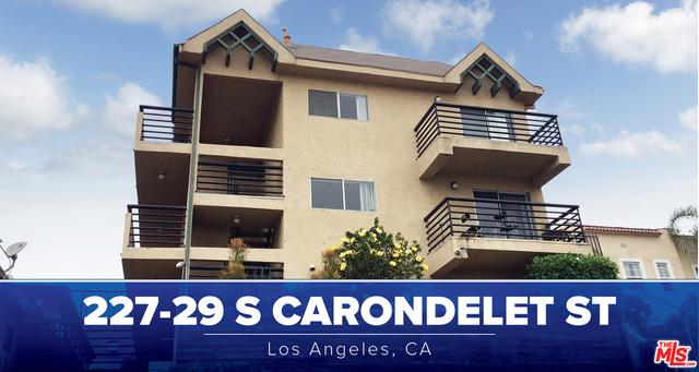 227 S CARONDELET Street, Los Angeles, CA 90057