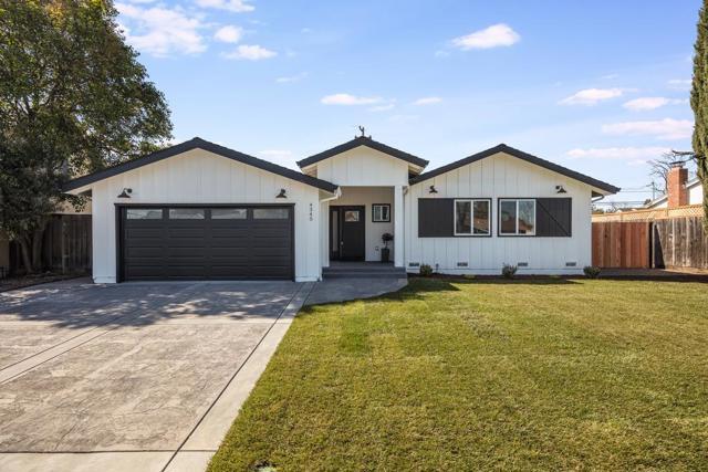 4345 Bloomfield Drive, San Jose, CA 95124