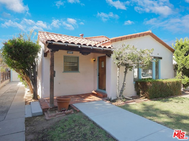 Come tour this Spanish style charmer in Santa Monica's 'Sunset Park' neighborhood - hitting the market for the first time in more than 60 years!  This single-story home comes with beautiful, newly refinished, original hardwood floors and a fresh interior paint job.  The backyard offers clear and ample space for any type of social gathering and features a detached, two-car garage. The home is centrally located and close to all levels of schools, farmers markets, grocery stores, a public library, public transportation, restaurants, and the world famous Santa Monica beach. With a few additional updates, this home would be a fantastic place to raise a family, or for some, a great opportunity for redevelopment, making it the jewel of the block.  Do not let this opportunity to live in one of the nation's most coveted neighborhoods pass you by!  Please contact us today for more information and/or to schedule a showing.