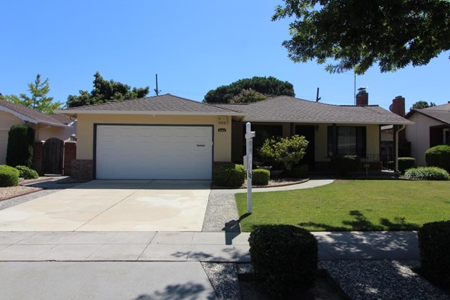 908 Blair Avenue, Sunnyvale, CA 94087