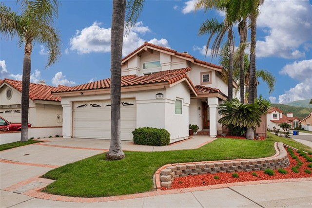 This Rancho San Diego corner-lot beauty is upgraded & impeccably maintained so you can simply move-in & enjoy! Highlights you'll love include hardwood floors, granite counters throughout, stainless appliances, vaulted ceilings and 2 yr new heat and A/C. Enjoy the convenience of an entry level master with spacious closet, patio slider and bathroom featuring dual sink vanity & large custom tile walk-in shower. Fenced yard with irrigation. Quiet, walkable neighborhood. NO HOA! Neighborhoods: Rancho San Diego Other Fees: 0 Sewer:  Sewer Connected Topography: LL