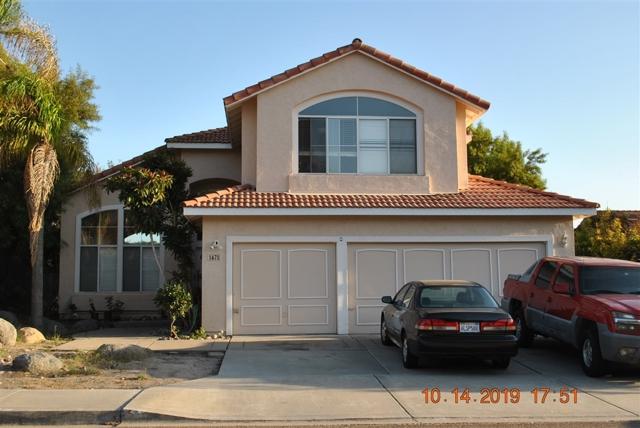 1478 Woodcrest Street, Chula Vista, CA 91910