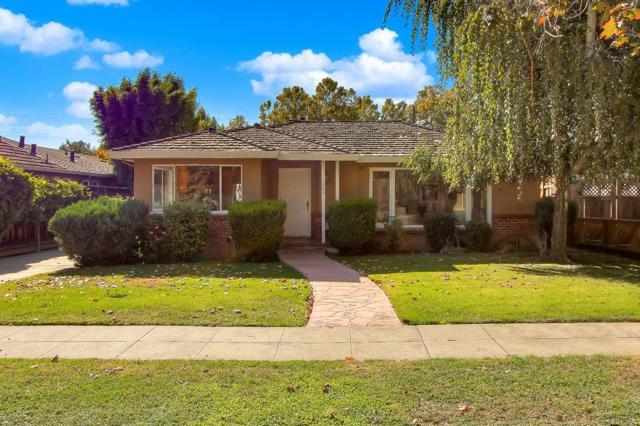 1264 Malone Road, San Jose, CA 95125