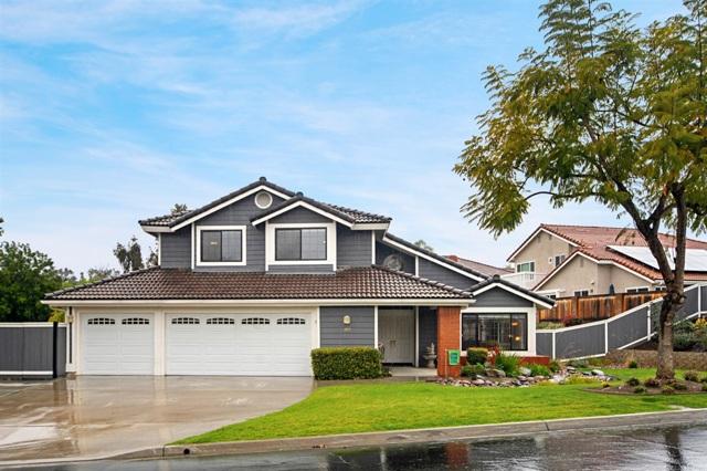 1705 Fuerte Valley Drive, El Cajon, CA 92019