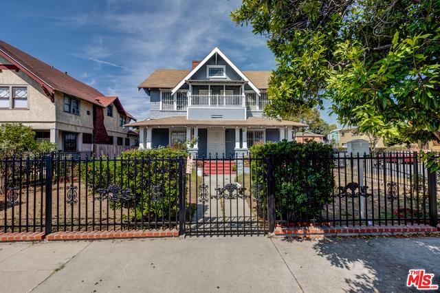 2703 DALTON Avenue, Los Angeles, CA 90018