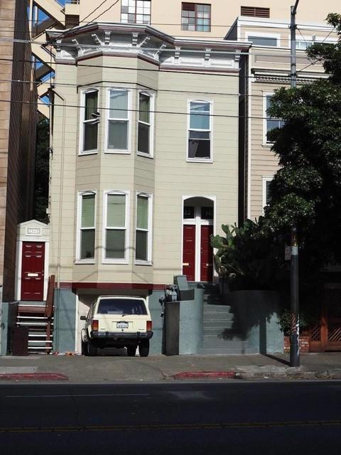 1420 Van Ness Avenue, San Francisco, CA 94110