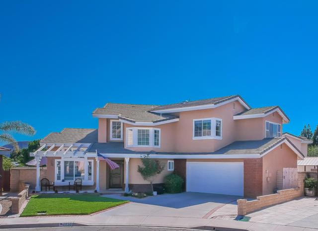 1036 Meadowlark Drive, Fillmore, CA 93015