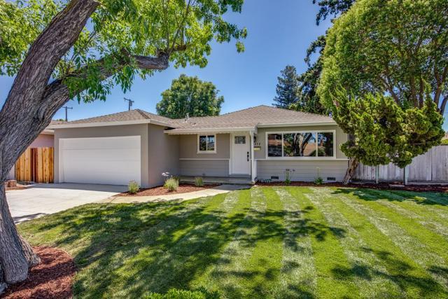 3458 Flora Vista Avenue, Santa Clara, CA 95051