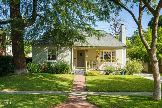 2071 Casa Grande Street, Pasadena, CA 91104