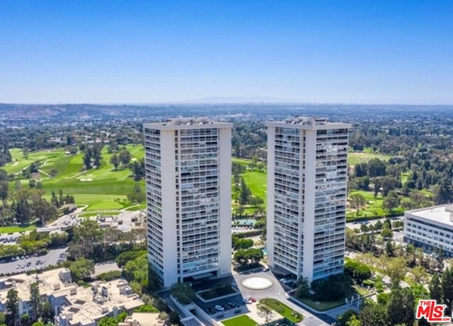 Wonderful opportunity to lease in the renowned I.M. Pei development Century Towers.  This 2 bedroom, 2 bathroom condo has been renovated and has unobstructed panoramic views of the Hollywood Hills, Downtown and Century City.  Hardwood floors throughout, updated kitchen with granite countertops and wall to wall sliding windows.  Large master bedroom and 2 closets and master bathroom with bath and separate shower.  Washer and dryer in the unit.  The much sought-after gated 2 acre complex includes 24-hour valet, concierge, tennis courts, fitness center, sauna, heated swimming pool and electric car-charging stations.  All that and just minutes from the new Century City outdoor mall.