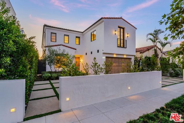 449 N FULLER Avenue, Los Angeles, CA 90036