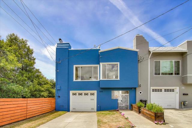 119 Victoria Street, San Francisco, CA 94132