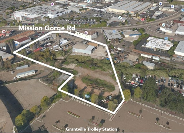 5901 Mission Gorge Road, San Diego, CA 92120
