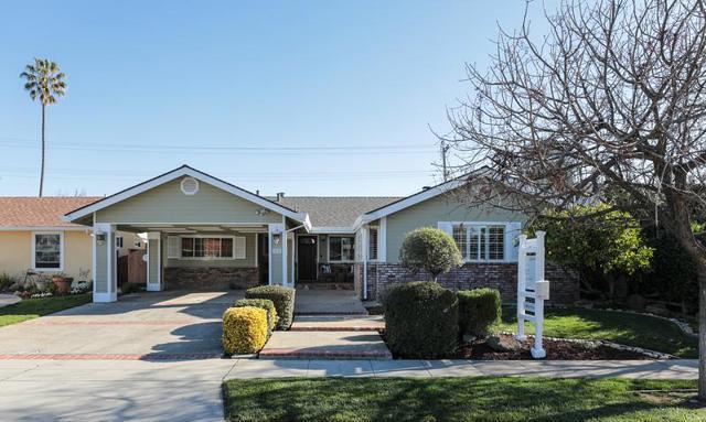 3694 Gavota Avenue, San Jose, CA 95124