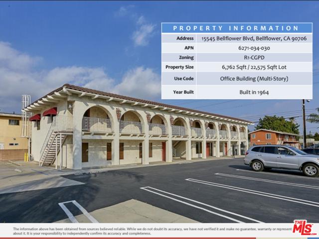 15545 BELLFLOWER Boulevard, Bellflower, California 90706, ,Multi-Family,For Sale,BELLFLOWER,20594350