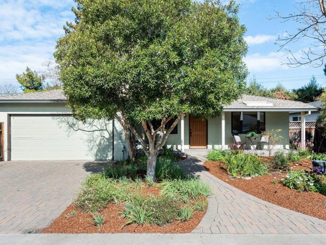 933 Sycamore Drive, Palo Alto, CA 94303