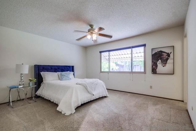 Light and bright master bedroom!