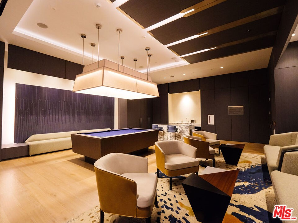Billiards Rec Room