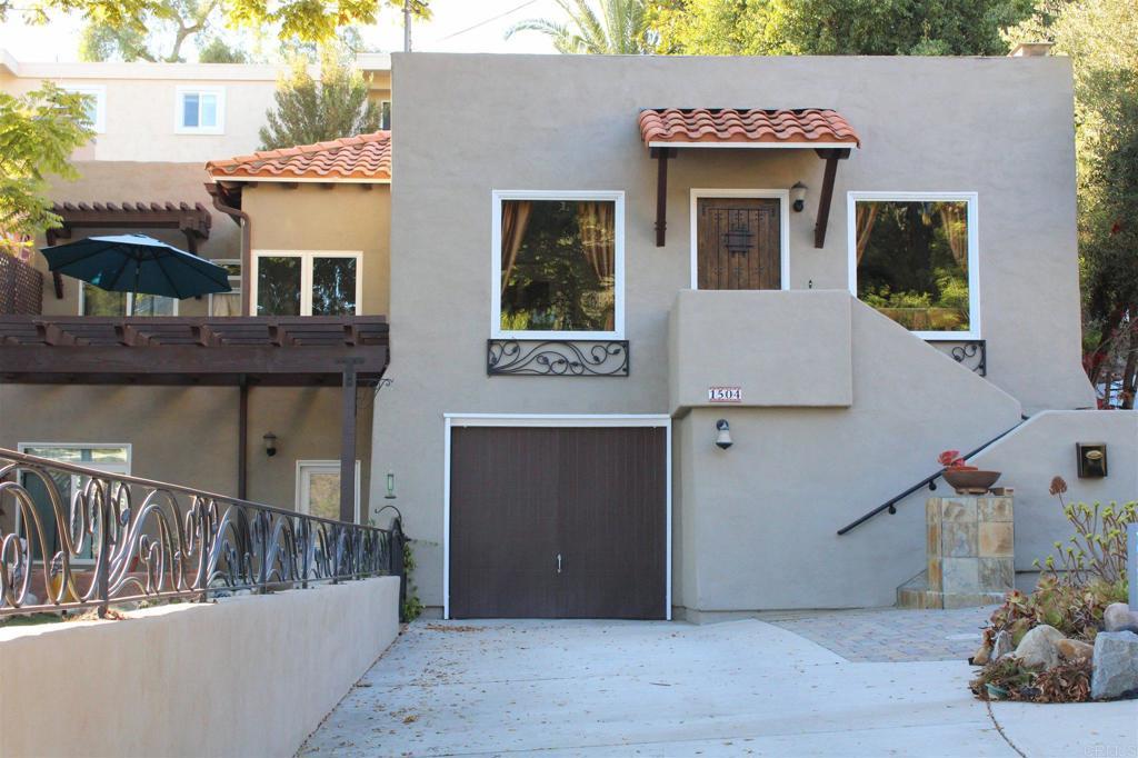 1504     Glenwood Drive, San Diego CA 92103