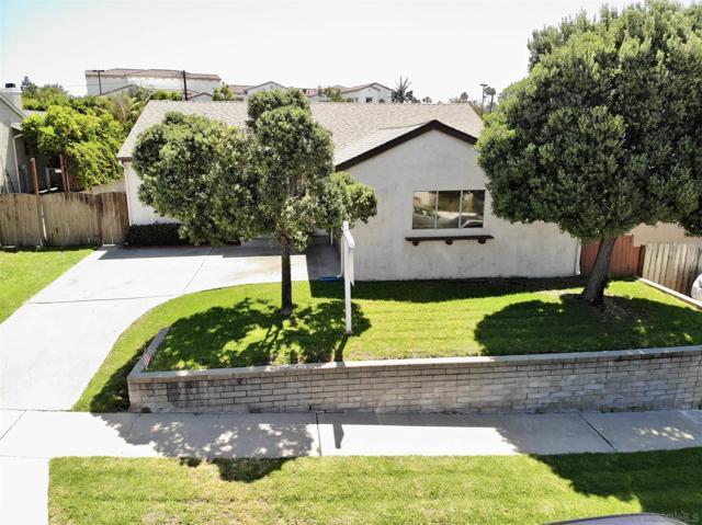 5235 Guessman Ave. La Mesa, CA 91942